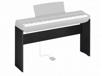 Yamaha L125 Black Stand per Pianoforte Yamaha P125 nero