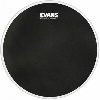 """Evans TT13SO1 Pelle SoundOff Mesh da 13"""""""