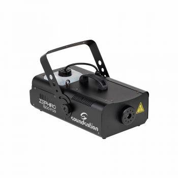 SOUNDSATION ZEPHIRO 1500 FOG macchina da fumo con interfaccia DMX