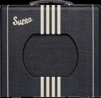 SUPRO Delta King 10 Black & Cream