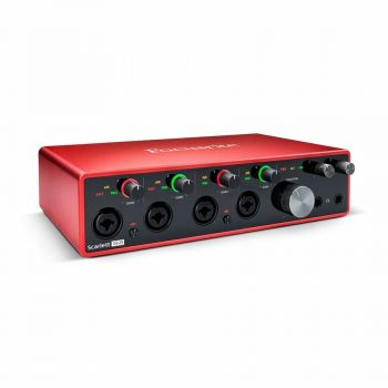 FOCUSRITE Scarlett 18i8 3rd Gen Interfaccia Audio USB