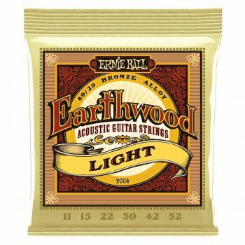 Ernie Ball 2004 Earthwood 80/20
