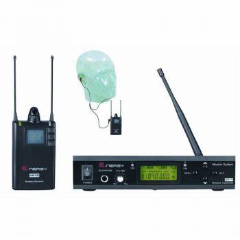 Energy - KP1R/KP1T Sistema in ear monitor con auricolari