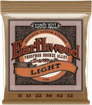 Ernie Ball 2148 Earthwood Phosphor Bronze