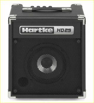 "Hartke HD25 - 1x8"" - 25W  combo per basso"