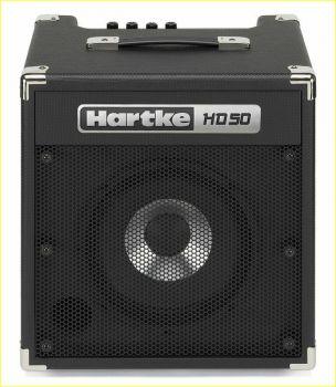 """Hartke HD50 - 1x10"""" - 50W combo per basso SPEDIZIONE GRATUITA!!!"""