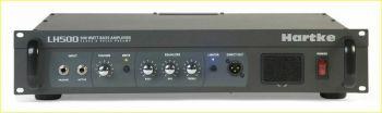 HARTKE LH500 - 500W @ 4 Ohm/350W @ 8 Ohm testata per basso