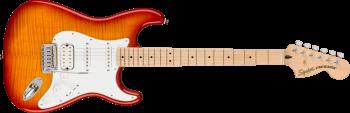 Fender Squier AFF STRAT FMT HSS MN WPG SSB