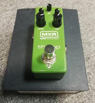 Mxr M281 Thump Bass Preamp usato con imballo