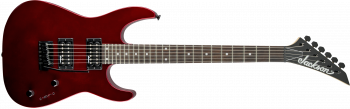 Jackson JS Series Dinky JS12, Amaranth Fingerboard, Metallic Red