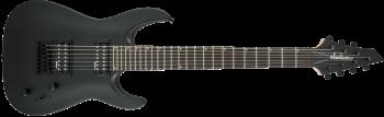 Jackson  JS Series Dinky Arch Top JS22-7 DKA HT, Amaranth Fingerboard, Satin Black