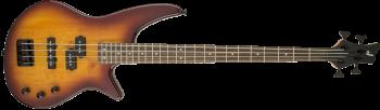 Jackson JS Series Spectra Bass JS2, Laurel Fingerboard, Tobacco Burst Spedito Gratis!!!