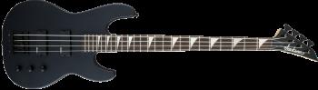 Jackson JS Series Concert  Bass JS2, Amaranth Fingerboard, Satin Black