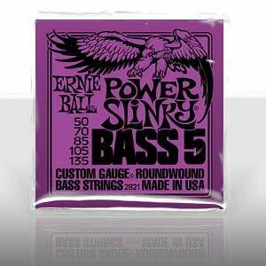 Ernie Ball 2821 - Power Slinky Bass 5