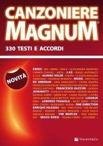 Canzoniere Magnum 330 testi e Accordi