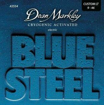 DEAN MARKLEY BLUE STEEL 2554 CORDE ELETTRICA