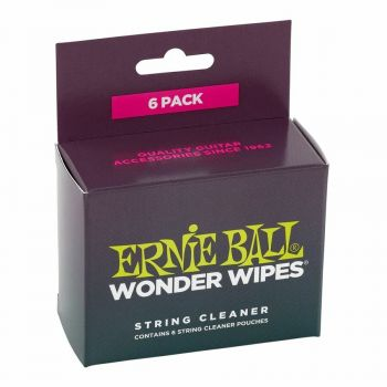 Ernie Ball 4277  Wonder Wipes String