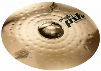 "Paiste PST8 Reflector Medium Crash da 18"".SPEDIZIONE GRATUITA!!!"