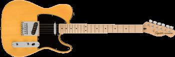 Fender Squier AFF TELE MN BPG BTB