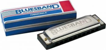 Hohner Bluesband Armonica in DO 20 Voci