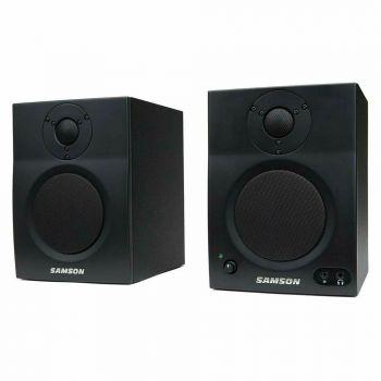 """Samson MEDIAONE 4a BT - Coppia Monitor Attivi Studio - 1 x 4"""""""