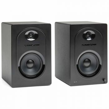 """Samson MEDIAONE M50 - Coppia Monitor Attivi Studio - 5.25"""""""