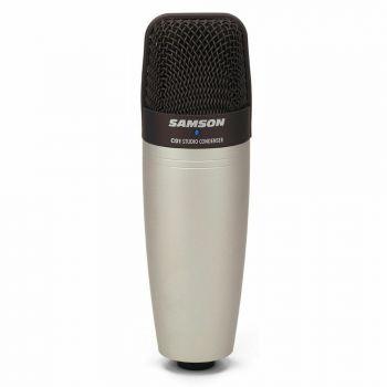 Samson C01 - Microfono a Condensatore - Cardioide - Diaframma Largo