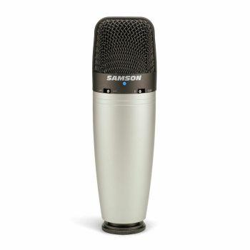 SAMSON C03 Microfono a Condensatore Multi-Pattern