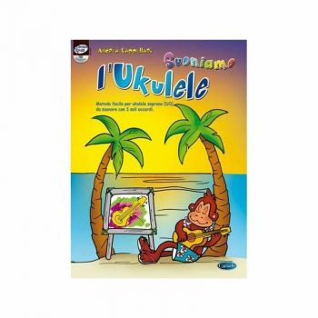 A. CAPPELLARI - SUONIAMO L'UKULELE + CD