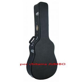 SOUNDSATION SCJG Astuccio rigido per chitarra jumbo
