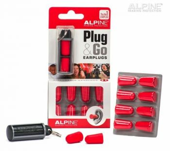 Alpine Plug & Go con Travel Box