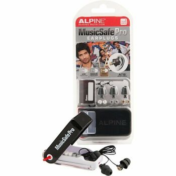 ALPINE SET EARPLUG MUSICSAFE PRO MKIII BLACK EDITION