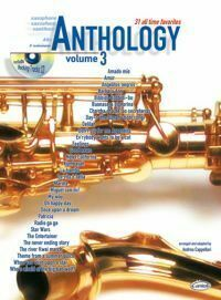 ANTHOLOGY ALTO SAX V.3 + CD