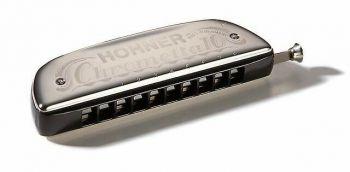 Hohner Chrometta 10 Armonica Tonalità C >Do