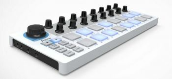 Arturia Beatstep Superficie di controllo.