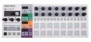 Arturia Beatstep Pro Superficie di controllo e step-sequencer