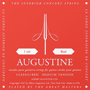 AUGUSTINE Classic Red Strings corde per classica