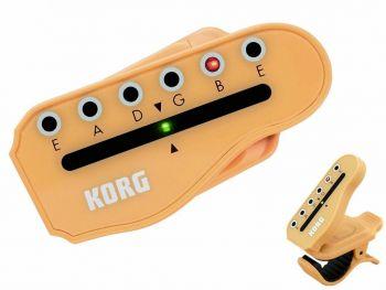 KORG Headtune HT-G1 Tuner per Elettrica