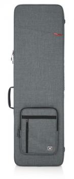 Gator GTR-BASS-GRY - astuccio light per basso elettrico - colore grigio