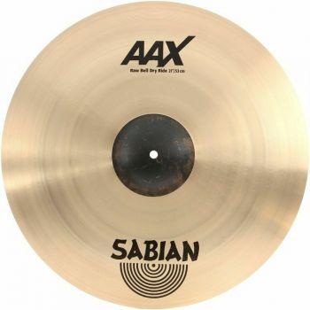 """Sabian AAX Raw Bell Dry Ride da 21"""" Spedizione Gratuita!!!"""