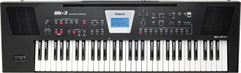 ROLAND BK-3BK Backing Keyboard Trasporto Gratuito!