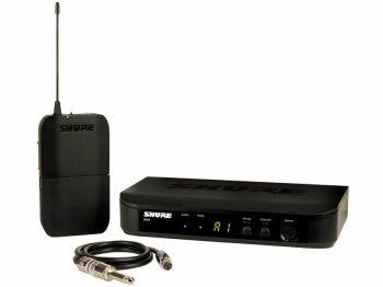 SHURE BLX14E Sistema Wireless per chitarra-basso