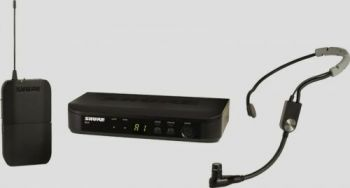 SHURE BLX14E/SM35 Kit radiomicrofono analogico per voce