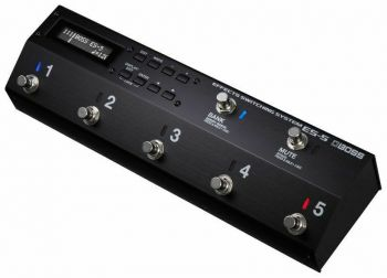 Boss ES5 Effects Switching System