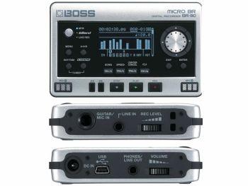 BOSS BR80 Registratore Multitraccia