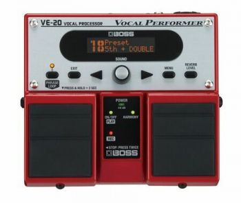 BOSS VE-20 Processore per voce