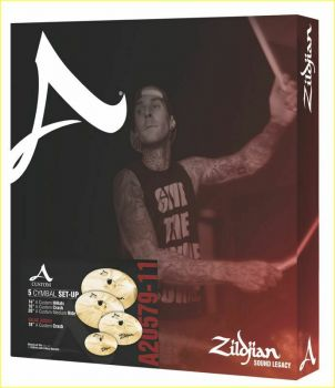 Zildjian A Custom Cartone 5 390