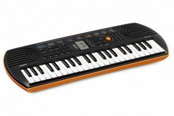 CASIO SA-76 Tastiera con 44 Minitasti