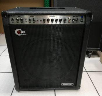 Coxx CB-100 Combo per basso USATO NON SPEDIBILE