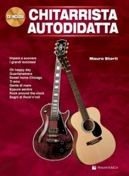 Chitarrista Autodidatta Mauro Storti